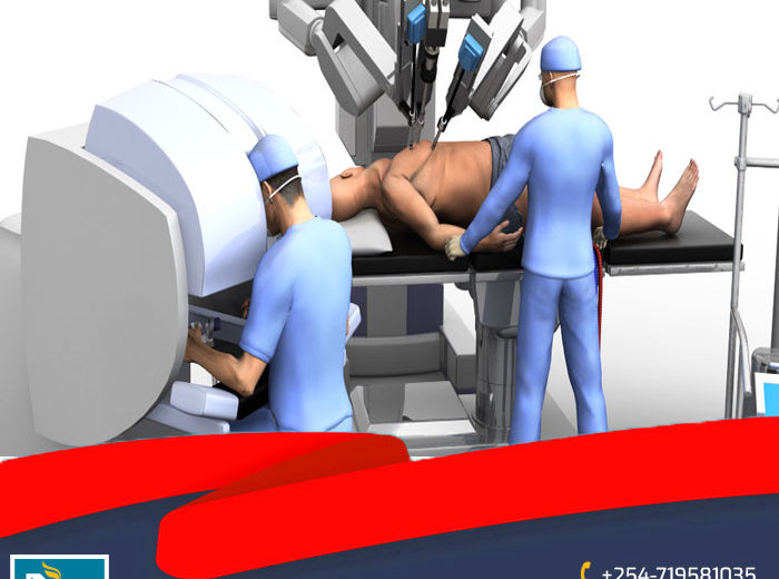 Best Robotic Surgery Hospital in India